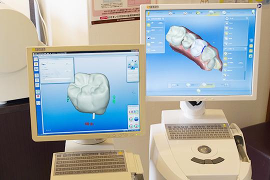 桂台歯科医院の設備